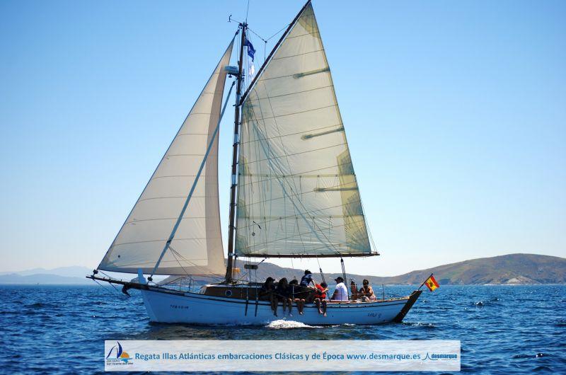 2ª Etapa Regata Illas Atlánticas 2017 (29)