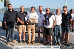 Combarro Cruising 2 Sail 2019  (380)