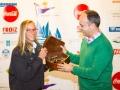 3 de noviembre de 2013- Aina Colom Mirón vencedor absoluto Meeting Iternacional Concello de Vigo de Optimist.