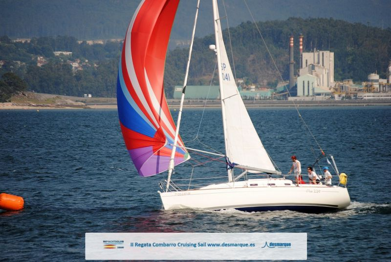 Combarro Cruising Sail 1 2018 (10)