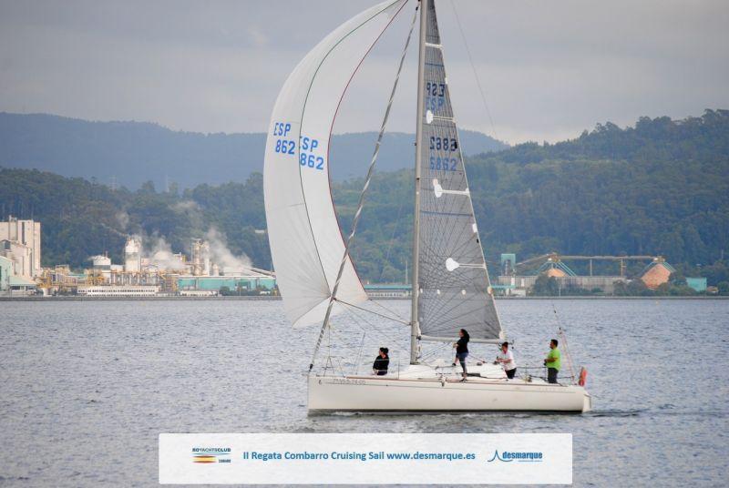 Combarro Cruising Sail 2 2018 (62)