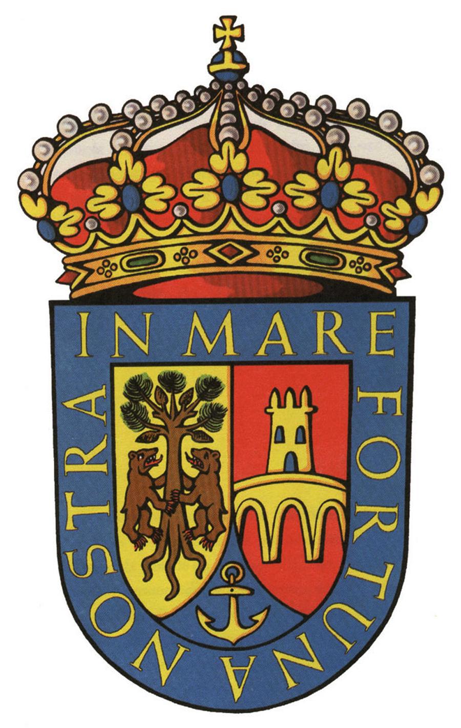 Escudo Concello Marín