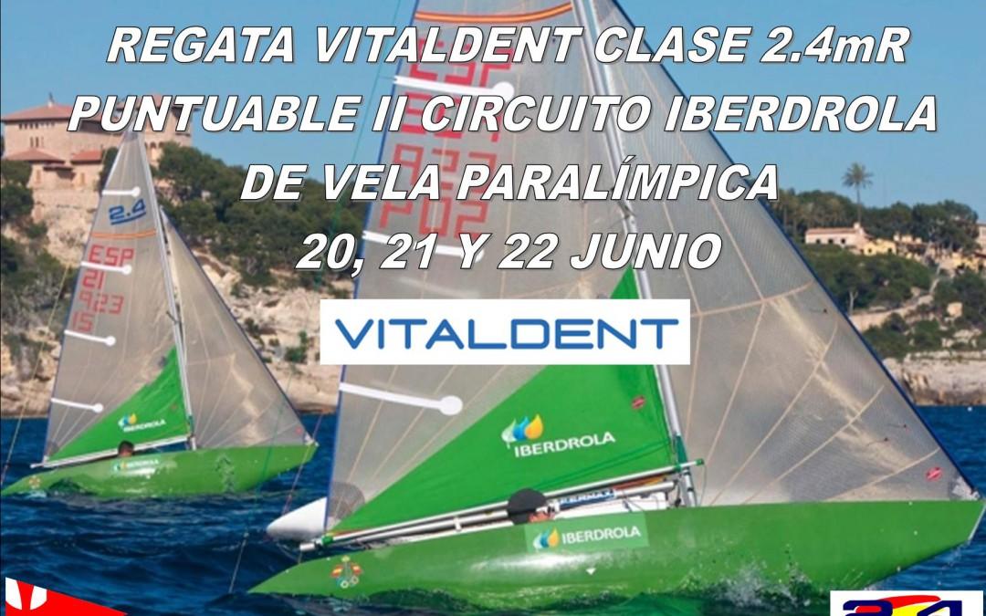 Regata Vitaldent Clase 2.4mR Circuito Iberdrola de Vela Paralímpica