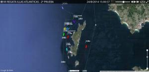 VII Regata Illas Atlánticas embarcaciones Clásicas y de Época