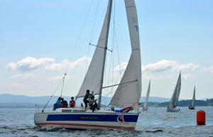 Punta Lagoa Vencedor año pasado en Clase ORC 2 (medios)