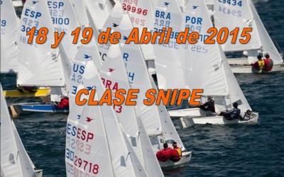 "XLVIII Trofeo ""LAS ANCLAS""  de Snipe"