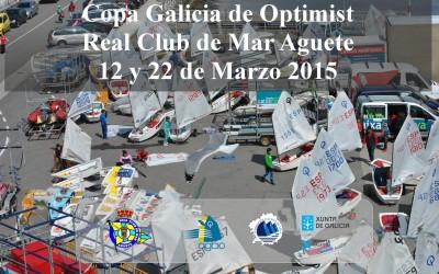 Copa Galicia de Optimist 2015 R.C.M.Aguete