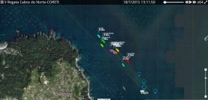 V Regata Cabos Do Norte – Coreti. 105 Millas