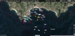 18 Regata Cruceros de Aguete Online