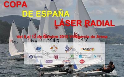 Copa de España Láser Radial 2015