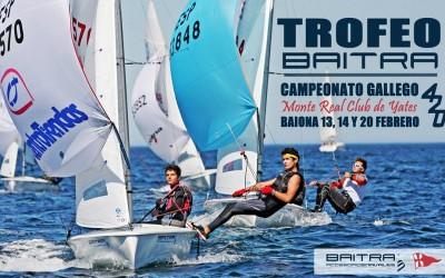 Cto. Gallego clase 420 – Trofeo Baitra 2016