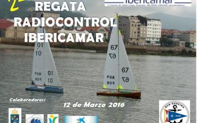 Regata Clasificatoria de vela Radio Control 1 Metro, RCN Rodeira
