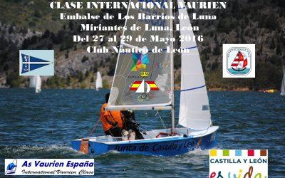 XXXIII Trofeo Castilla y León Es Vida de Vaurien