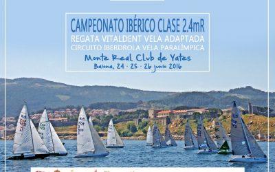 Campeonato Ibérico de Vela Adaptada Clase 2.4mR
