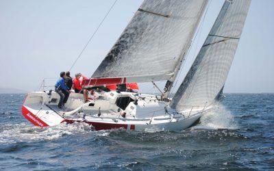 Solventis, Raygrass y Chispa Nejra encabezan la 19ª Regata Cruceros de Aguete tras la celebración de la etapa costera