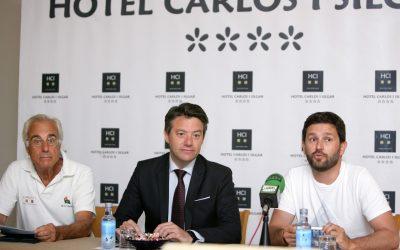 La cita con las Islas asoma por la Ría de Pontevedra con el Trofeo Hotel Carlos I Silgar
