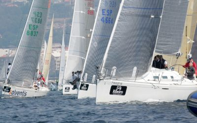 Pairo 8 vuelve a imponerse al Aceites Abril en ORC 1 y el Solventis ganó en ORC 2