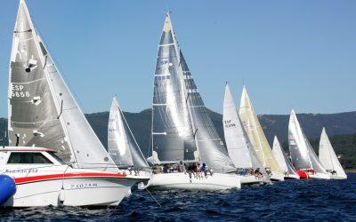 Siradella vencedor absoluto del II Trofeo Pitusa Sabín de Cruceros ORC en Portosín