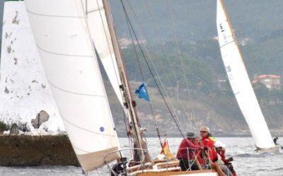 IX Regata das Illas Atlánticas Red, Barcos clásicos de época y clase 6mR