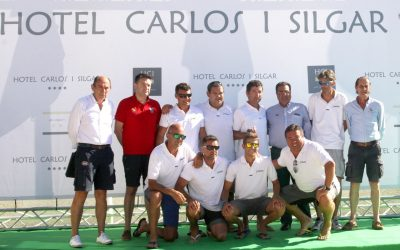 Inosa se hace con el 17º Trofeo Hotel Carlos I Silgar – 29º Ruta de Las Islas