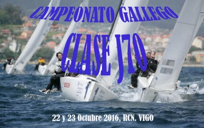 Campeonato Gallego J70