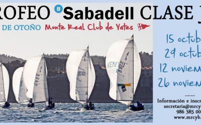 Liga de Otoño clase J80 Trofeo Sabadell