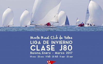 Liga de Invierno clase J80 – 2017