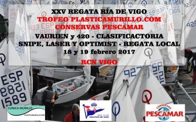 XXV REGATA RÍA DE VIGO 2017