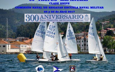 """El 50º Trofeo Las Anclas de Snipe pone el cartel de """"completo"""""""
