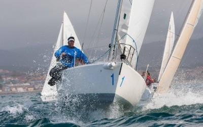El barco liderado por Javier de la Gándara está a un paso de hacerse con el triunfo en la Liga de Invierno Clase J80 del MRCY
