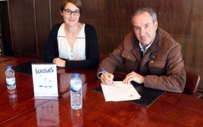 El Real Club Náutico cierra con Aguas de Sousas el patrocinio del Campeonato de España de 420