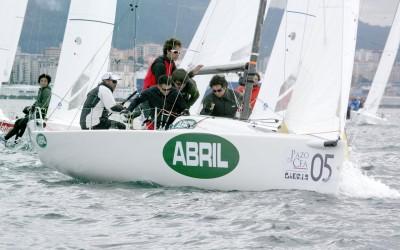 El Trofeo Pazo de Cea – Gloria a tan sólo dos regatas de su recta final