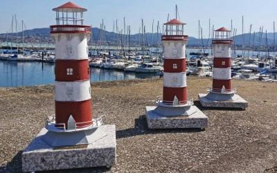 25 barcos se disputan este sábado  el Trofeo Comunica en la ría de Vigo