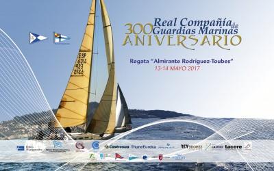 XXI Regata Almirante Rodriguez Toubes 2017