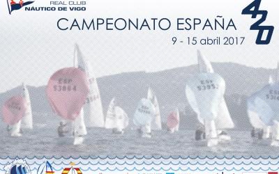 Campeonato de España clase 420