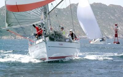 La Interclubes Ría de Vigo se estrena con 15 barcos y buenas previsiones