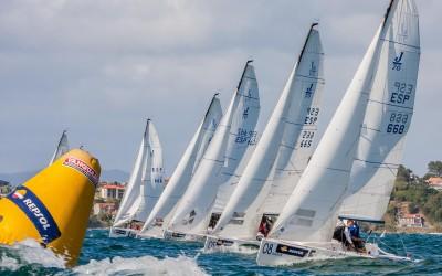 La meteorología, protagonista de la segunda jornada del Trofeo Repsol