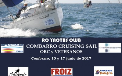 Regata Combarro Cruising Sails