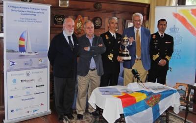 La 21 Regata Almirante Rodríguez-Toubes para cruceros y clásicos se celebra este próximo fin de semana