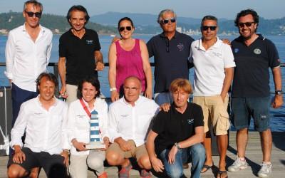 Oral Group, Chispa Nejra, Camarón Veinte y Oliver II ganan la primera edición de la Combarro Cruising