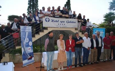 Aguieira, Camping Ría de Arousa, Trotto y Menudeta vencedores finales en la regata Hotel Galatea Trofeo Conservas Pescamar de Cruceros