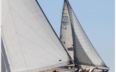 X Regata das Illas Atlánticas Red, Barcos clásicos de época y clase 6mR