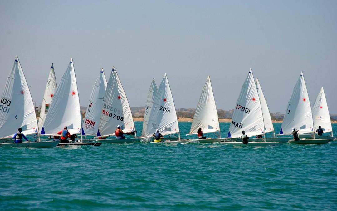 La regata Saïdia Sailing Cup para cruceros y vela ligera, un evento que a buen seguro será a corto plazo un referente internacional