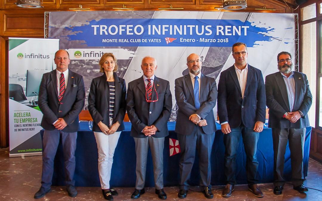 Presentada en Bayona el Trofeo Infinitus Rent de J80
