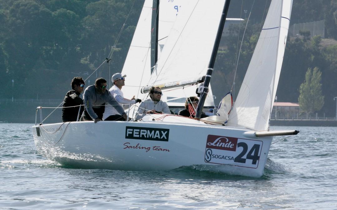 El Trofeo Linde Sogacsa de J70 llega a su ecuador ampliando horizontes internacionales