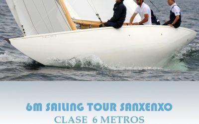 6M Sailing Tour Sanxenxo 2018