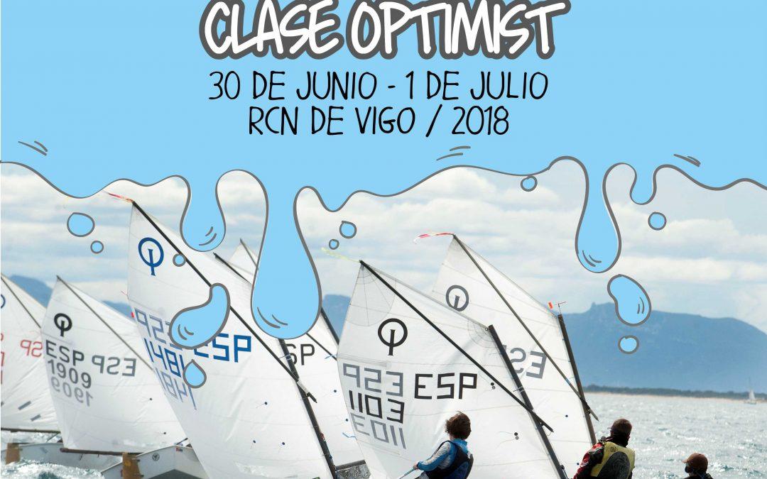Campeonato Gallego de Equipos de Clubes, clase Optimist 2018
