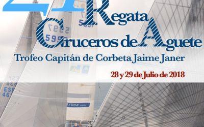 21ª Regata Cruceros de Aguete Copa de España Zona Galicia