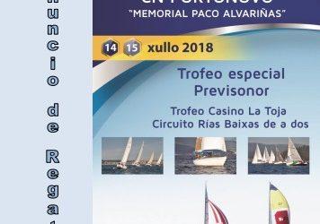 XVI Regata Cruceiros C.N.Portonovo