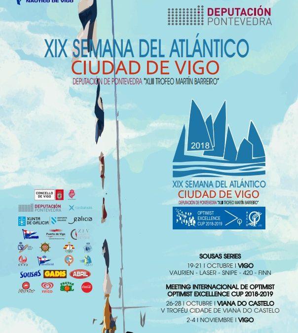 Semana del Atlántico Ciudad de Vigo 2018